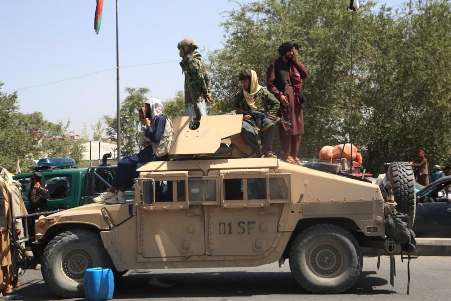 กลุ่ม 'ตาลีบัน' ควบคุมเมืองหลวงอัฟกานิสถาน