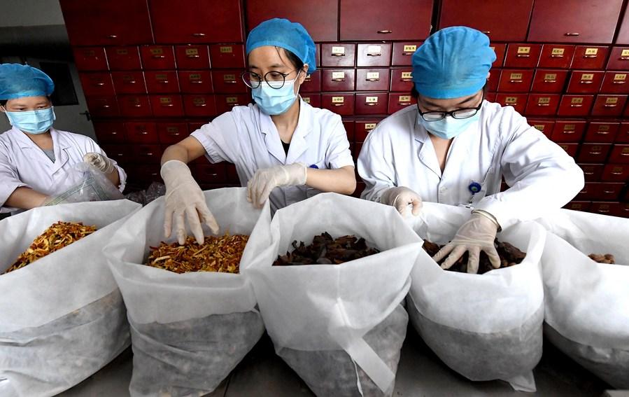ผชช.เผย 'ยาแผนจีน' ตัวช่วยสำคัญในการรักษาโควิด-19