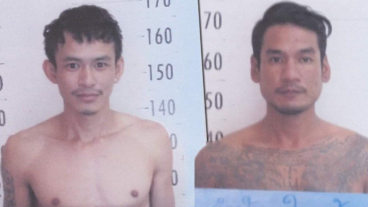 เชียงราย ไล่ล่า 3 นักโทษแหกคุก ตามรวบได้ 1 อีก 2 ยังไร้ร่องรอย