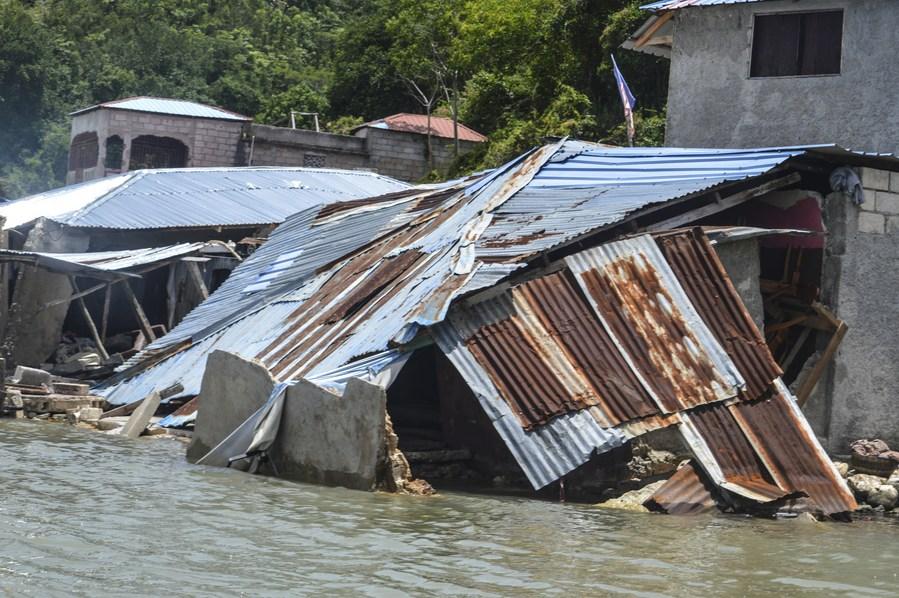 ยอดดับเหตุแผ่นดินไหว 'เฮติ' พุ่งเป็น 2,189 ราย