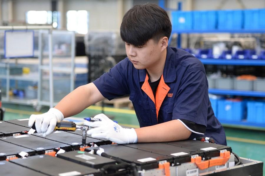 บริษัท 'เวียดนาม-จีน' จับมือผลิตแบตเตอรีรถยนต์ไฟฟ้า