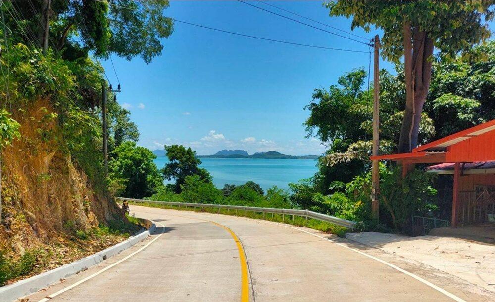 ทช.สร้างถนนเกาะลันตา 21 กม. รองรับปริมาณจราจร หนุนการเติบโตเศรษฐกิจ-ท่องเที่ยว