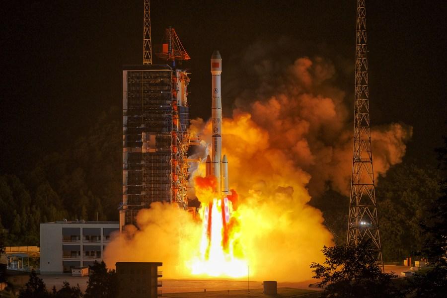จีนส่ง 'ดาวเทียมทดลองเทคโนโลยีสื่อสาร' สู่วงโคจรสำเร็จ