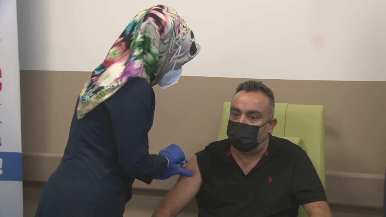 'ตุรกี' เริ่มทดลองฉีด 'วัคซีนโควิด-19' พัฒนาเองให้อาสาสมัคร
