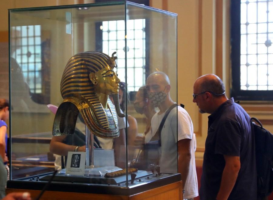 พิพิธภัณฑ์อียิปต์รับนักท่องเที่ยว ภาคธุรกิจฯ ฝ่าโควิดฟื้นตัว 40%