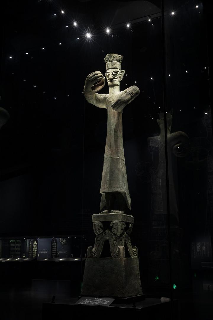 จีนพบซาก 'อาณาจักรสู่' โบราณ อารยธรรมเก่าแก่ 4,800 ปี