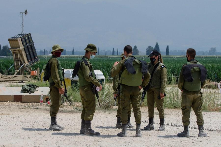 'อิสราเอล' เริ่มฉีดวัคซีนโควิด-19 โดส 3 ให้ทหาร