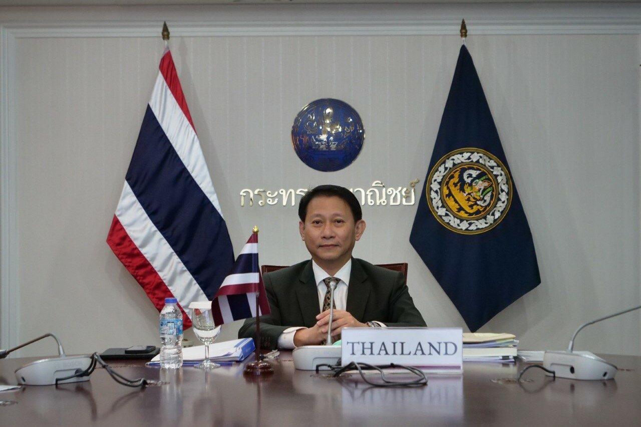 รัฐมนตรีเศรษฐกิจอาเซียน ถกดัน9ความร่วมมือ จับตาอังกฤษร่วมเจรจาครั้งแรก