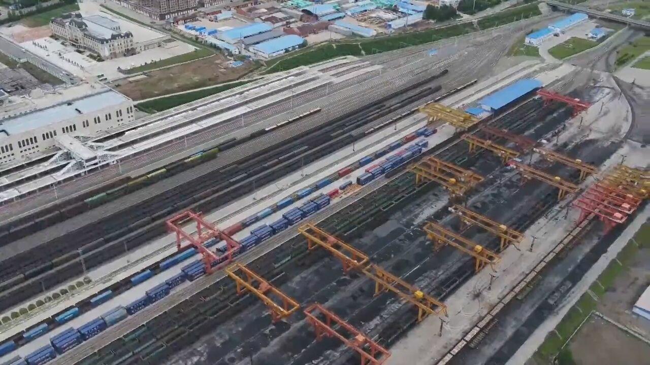 'รถไฟสินค้าจีน-ยุโรป' วิ่งให้บริการทะลุ 10,000 เที่ยวแล้วในปีนี้