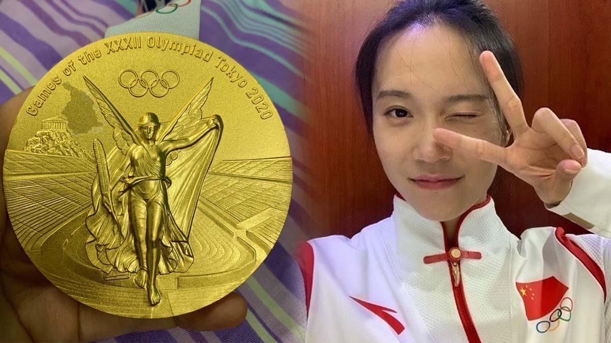 แชมป์โอลิมปิก บริจาคเหรียญทองให้พิพิธภัณฑ์ หลังทองลอกคราบ ชาวเน็ตวิจารณ์ยับเรื่องคุณภาพเหรียญ