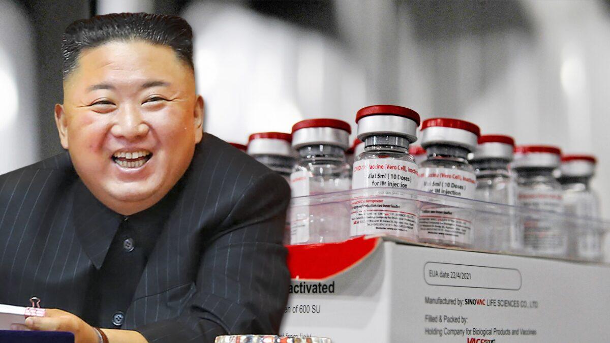 """เกาหลีเหนือปฏิเสธรับ """"ซิโนแวค"""" 3 ล้านโดส-แนะ WHO แจกประเทศอื่นที่วิกฤต"""