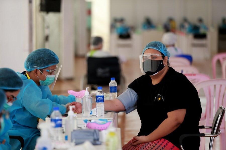 'เมียนมา' ลุยฉีดวัคซีนโควิด-19 'ซิโนฟาร์ม' ให้ประชาชน