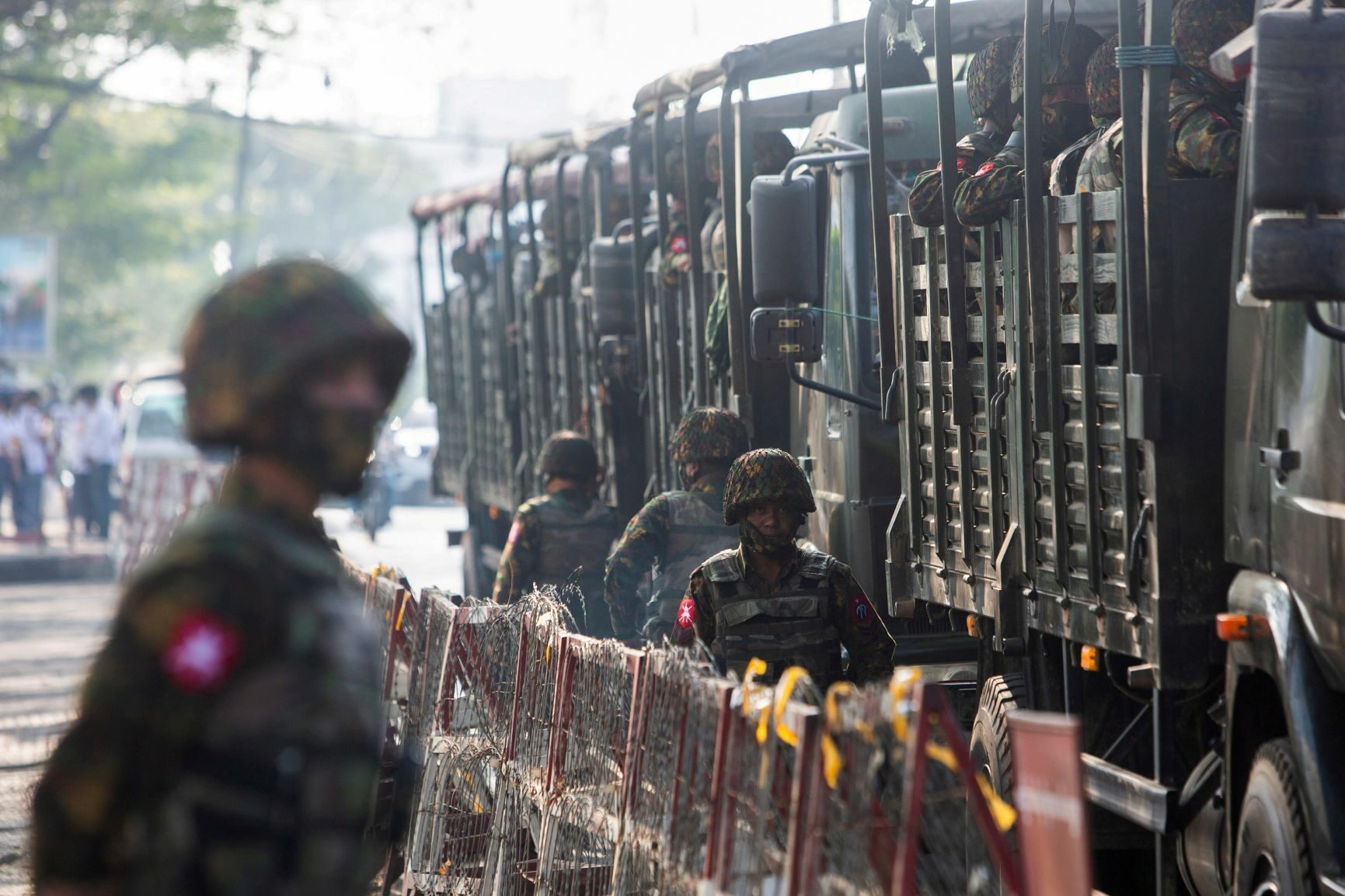 เผยรบ.ทหารเมียนมา เห็นพ้องหยุดยิง ตามคำขออาเซียน เพื่อนำส่งความช่วยเหลือด้านมนุษยธรรม