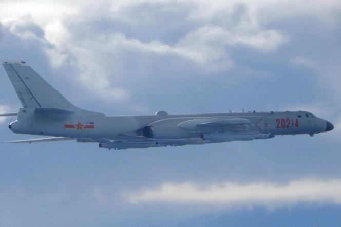 ไต้หวันโวนฝูงบินรบจีน 19 ลำ รุกล้ำเขตป้องกันภัยทางอากาศ