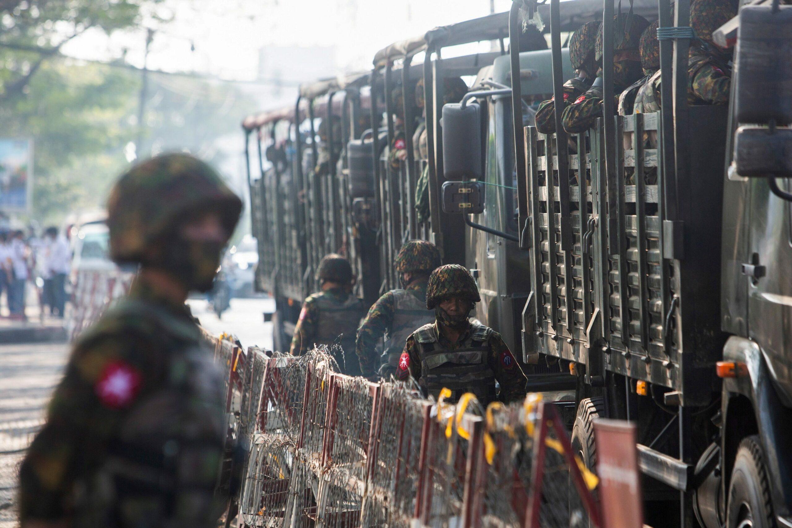 รัฐบาลเงาเมียนมาปลุกปชช.ทำสงคราม หลังผู้แทนอาเซียนบอกทหารเมียนมายอมหยุดยิง