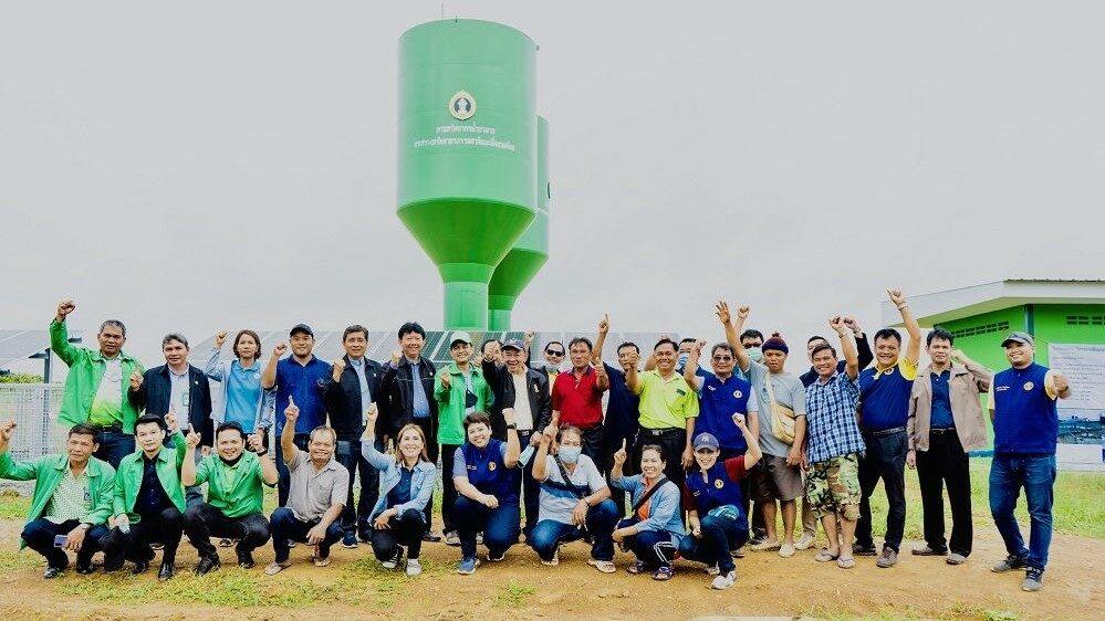 กรมน้ำบาดาล-ธ.ก.ส. ต่อยอดพัฒนาน้ำบาดาลเพื่อการเกษตร 1,414 แห่ง
