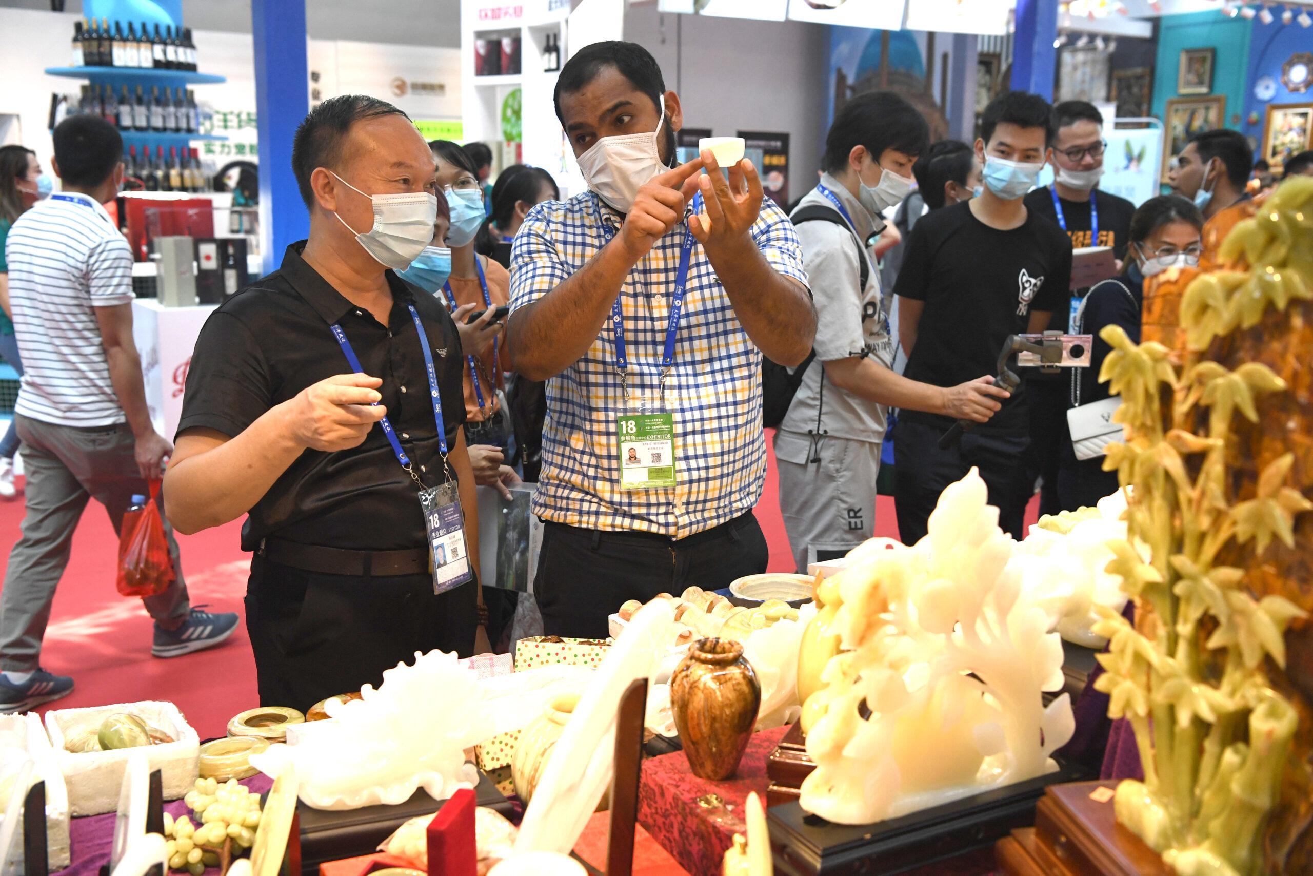 การค้า 'จีน-อาเซียน' โตปีละ 16.5% ตลอด 3 ทศวรรษ