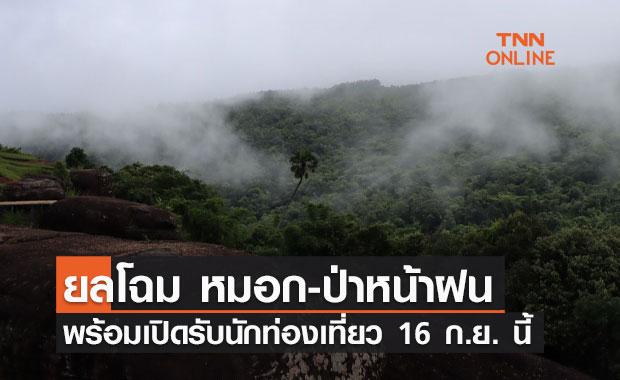 ภูหินร่องกล้า พร้อมเปิดรับนักท่องเที่ยว 16 ก.ย. นี้