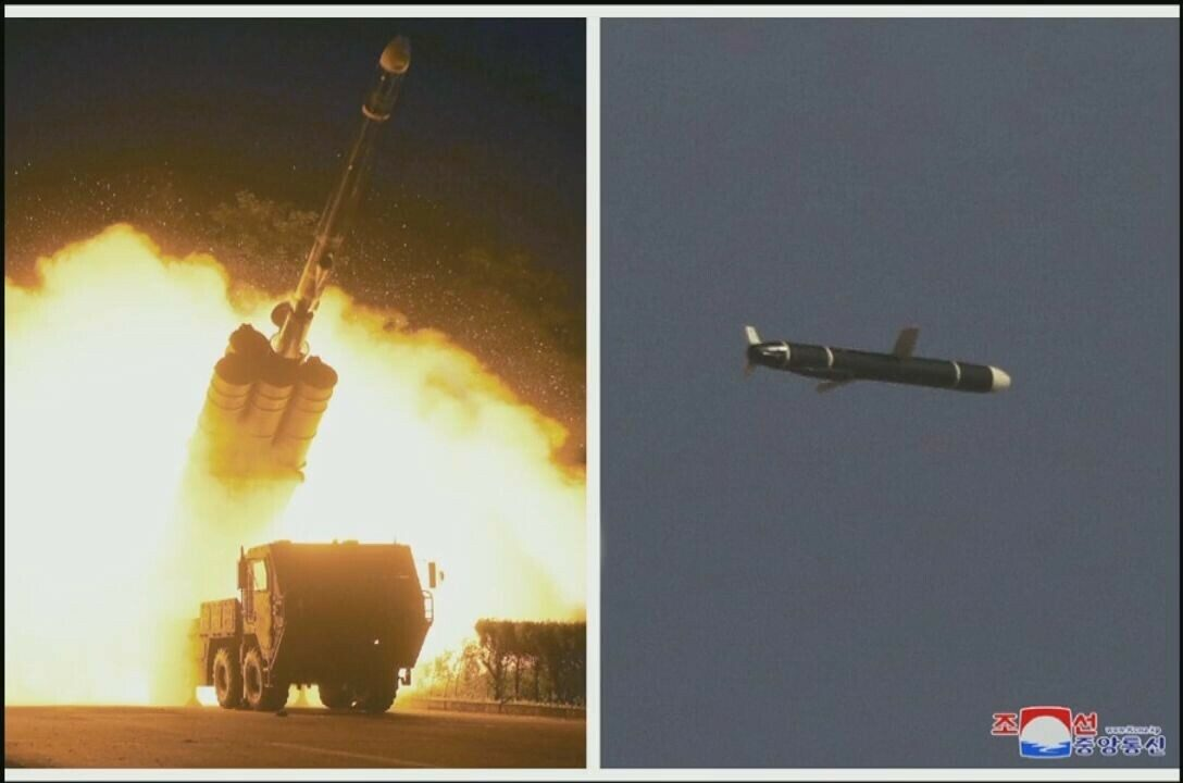 DPRK เผยทดสอบยิง 'ขีปนาวุธร่อนพิสัยไกล' รุ่นใหม่สำเร็จ