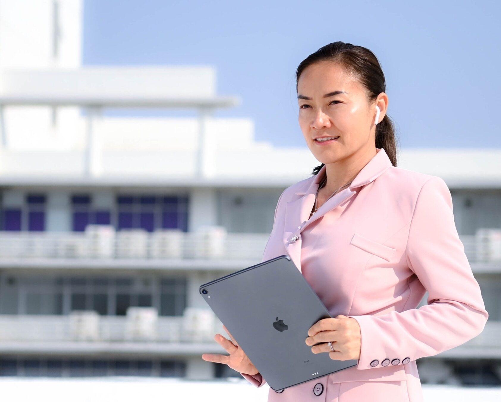 จุรินทร์ นำ เปิดตลาดบน แพลตฟอร์มบุก ยุโรป อเมริกานำร่อง สินค้าแบรนด์ไทย 38 รายร่วมค้าออนไลน์