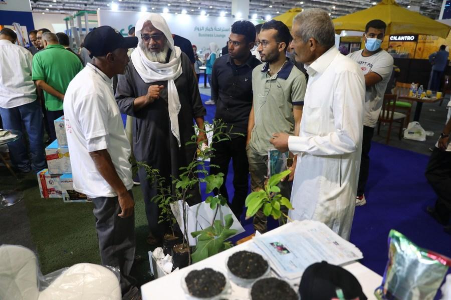 ทัพสินค้าการเกษตรร่วม 'ซาฮารา เอ็กซ์โป' ครั้งที่ 33 ในอียิปต์