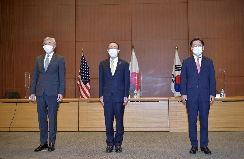 ญี่ปุ่น-สหรัฐ-โสมขาว ถกด่วนรับมือโสมแดง หลังทดสอบมิสไซล์-นิวเคลียร์