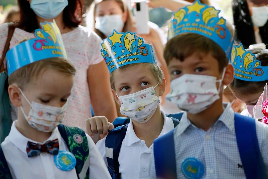 โรมาเนียเปิดโรงเรียน รับปีการศึกษาใหม่ คุมโควิด-19 เข้มงวด