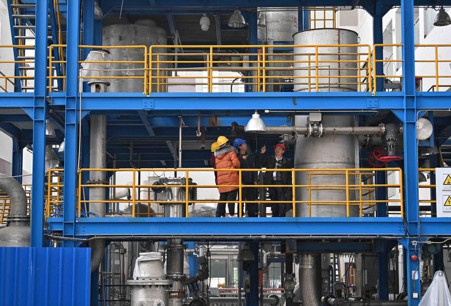 จีนเปิดใช้โรงงานเปลี่ยน 'กากกัมมันตรังสี' เป็น 'แก้ว' แห่งแรก