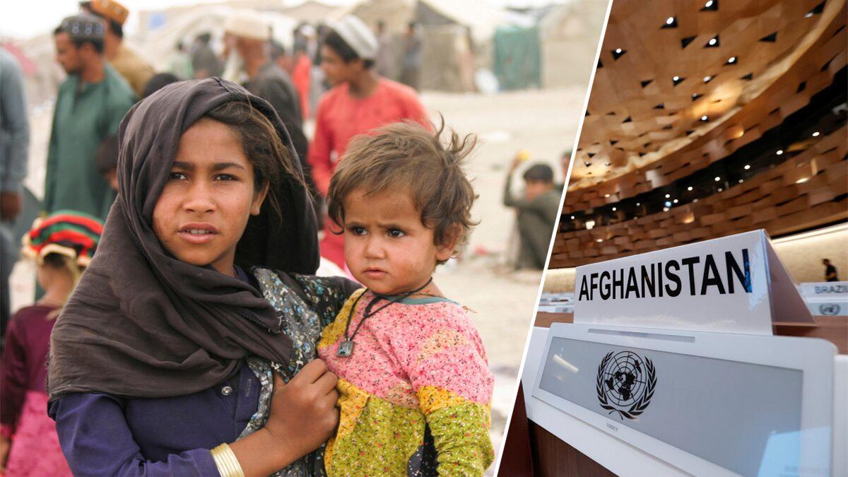 ยูเอ็นระดมเงินช่วยชาวอัฟกัน ประชาคมโลกบริจาคเกือบ3.3หมื่นล้านบาท