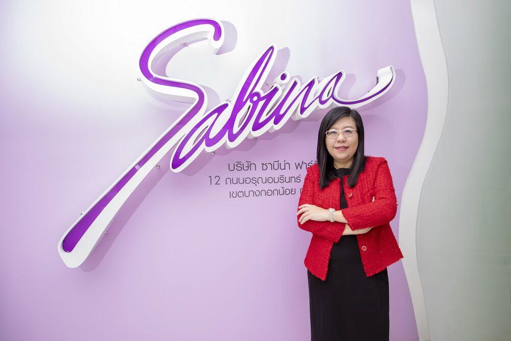SABINA ขึ้นแท่นยอดขายสูงสุด LazMall ลุยแคมเปญต่อ Brand Day ขายยกแพค เฉลี่ยบราละ 151 บาท