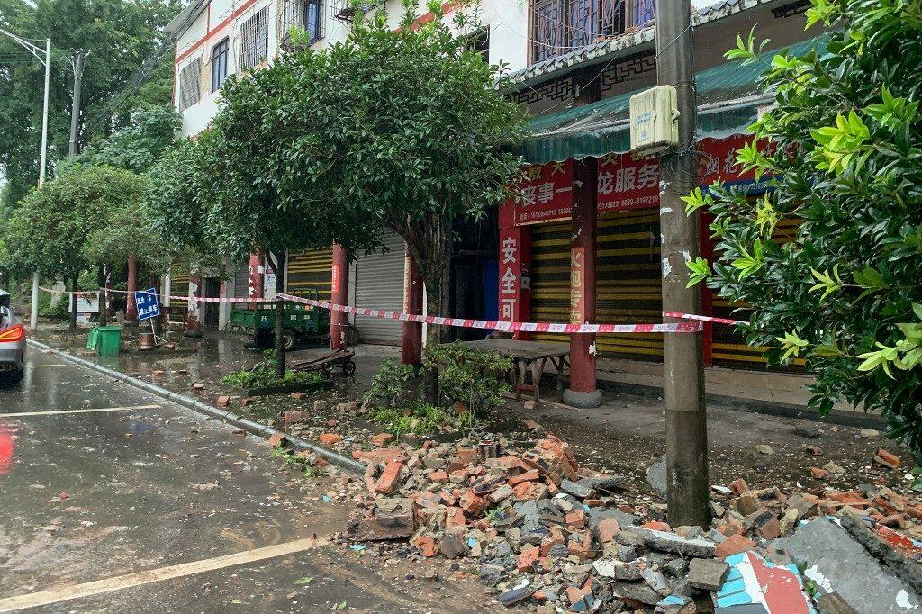 แผ่นดินไหว 6.0 แมกนิจูด เขย่ามณฑลเสฉวน ดับ 3 เจ็บหลายสิบ