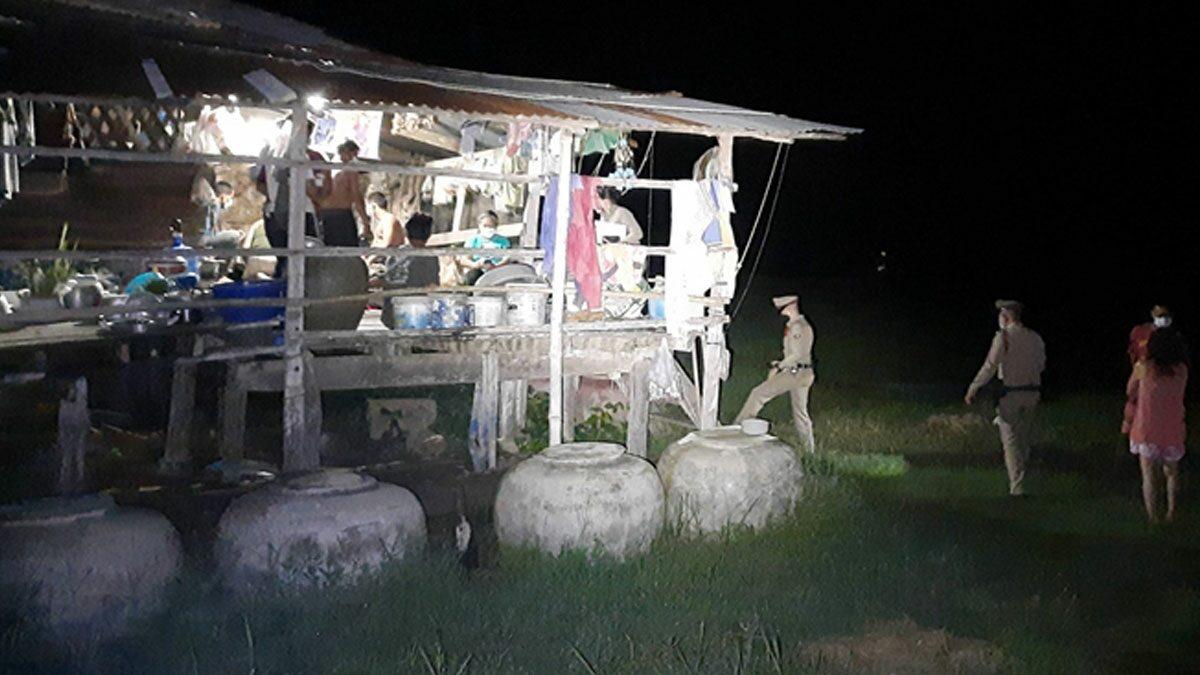 ครอบครัวเศร้า ปิดตำนาน หมอกวาดยากุยบุรี ล้มหัวฟาดพื้นดับสลดคาบ้าน