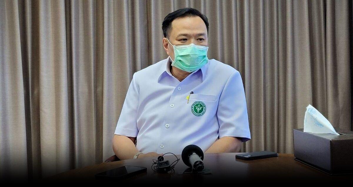 อนุทิน ยัน ไม่ขีดเส้นตายเปิดประเทศ ให้ทีมแพทย์เสนอขึ้นมา ชี้ ต้องดูองค์ประกอบหลายด้าน