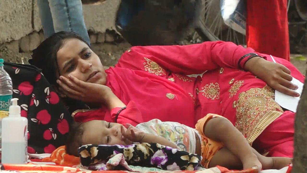 'ไข้ลึกลับ' ในอินเดีย คร่าชีวิตเด็ก 8 ราย ใน 10 วัน