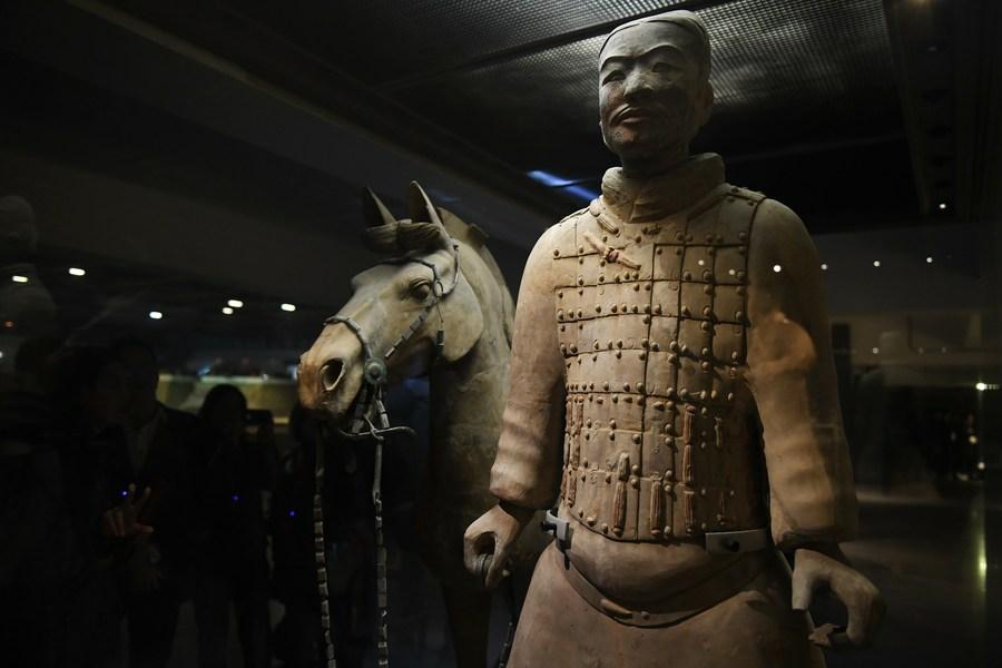 พิพิธภัณฑ์ 'สุสานจิ๋นซีฮ่องเต้' เปิดรับนักท่องเที่ยวอีกครั้ง