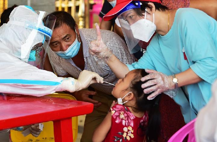 ผูเถียนจัดการดูแลพิเศษ เพื่อกลุ่มเด็กป่วยโควิด-19
