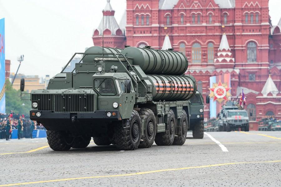 กองทัพรัสเซียรับมอบ 'S-500' ระบบป้องกันภัยทางอากาศรุ่นล่าสุด