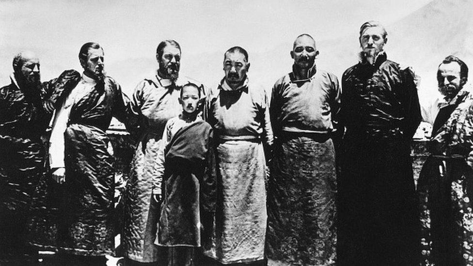 นาซีส่งทีมแกะรอยหาแหล่งที่มาของชาวอารยันในทิเบต