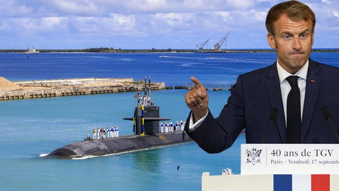 ฝรั่งเศสโกรธขั้นสุด เรียกทูตกลับ ฉะดีลเรือดำน้ำ สหรัฐ-ออสเตรเลีย