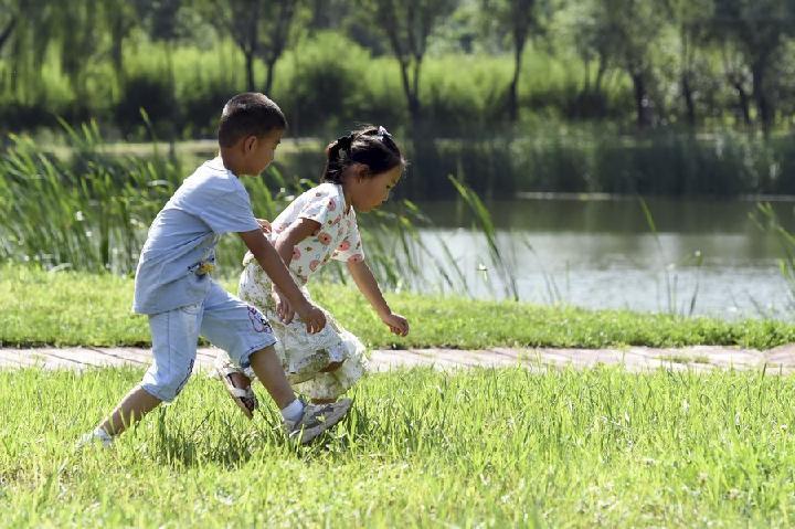 ตำรวจจีนเดินหน้าช่วยเหลือ 'เด็กหาย-ถูกลักพาตัว'