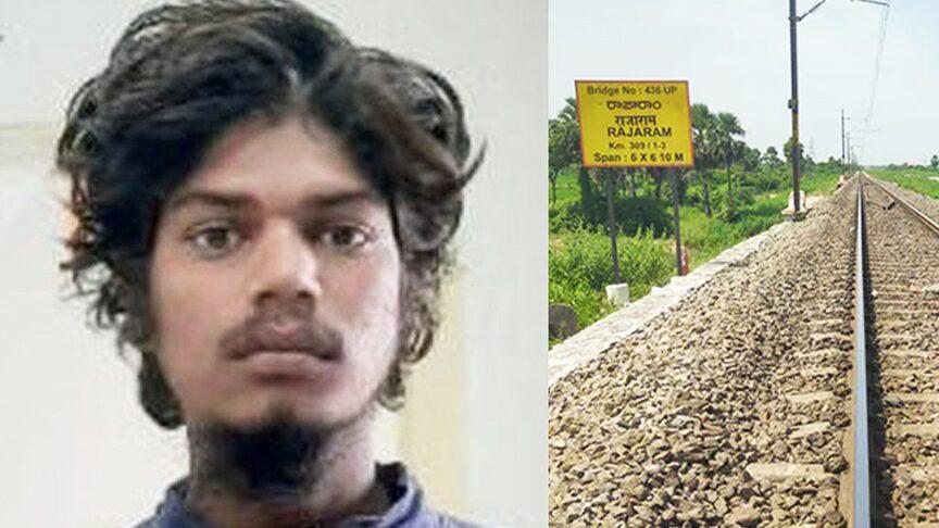 ตายเองหรือตำรวจจัดฉาก ผู้ต้องสงสัยคดีละเมิดเด็ก ถูกรถไฟอินเดียทับ