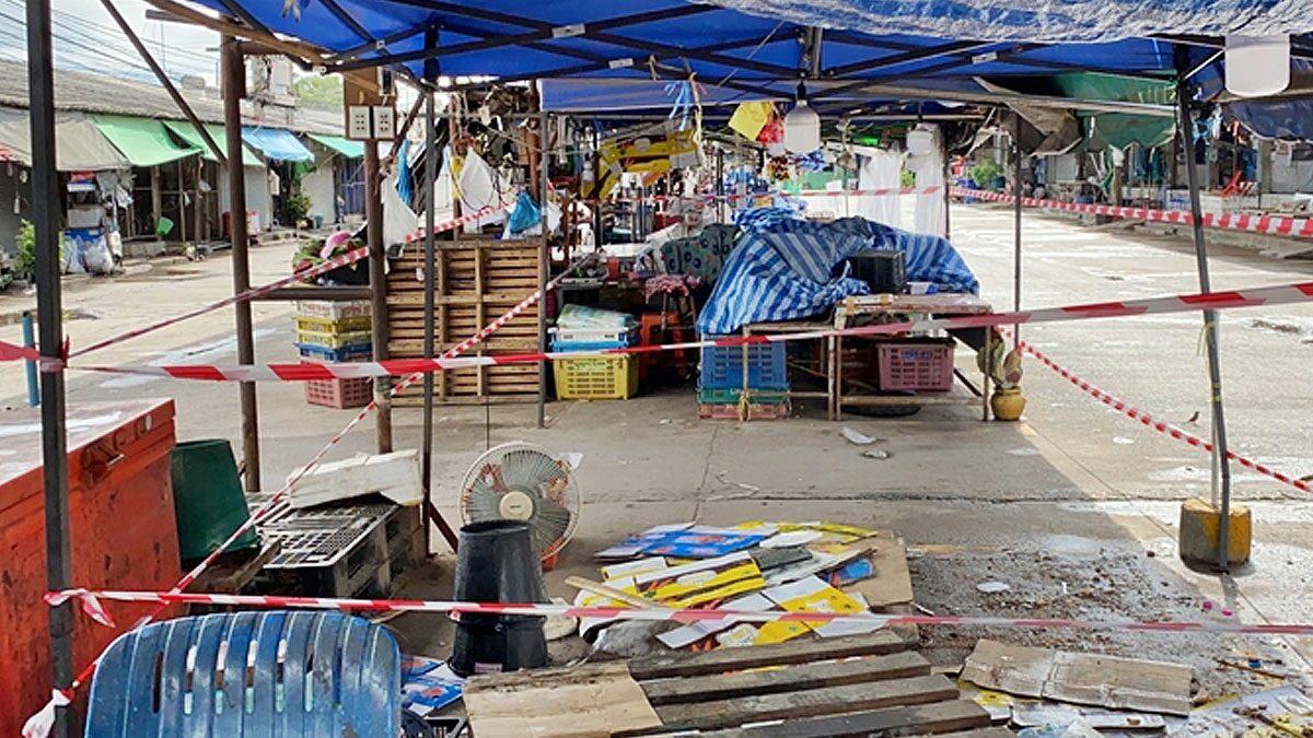 รพ.มหาราชฯ จี้ตรวจเชิงรุกตลาด20แห่ง หลังคลัสเตอร์ตลาดสุรนารี ลามอีก