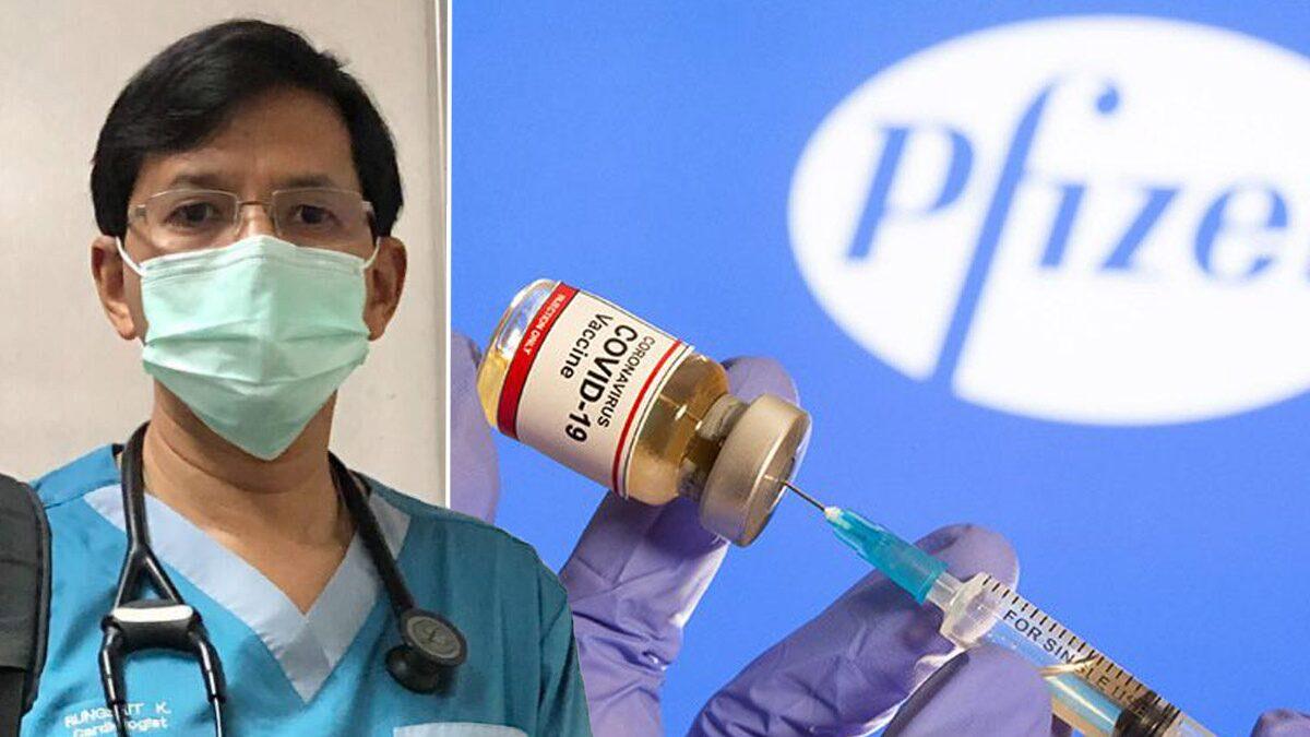 'หมอหม่อง' เผยข้อมูล ก่อนผู้ปกครองตัดสินใจ ให้ลูกฉีดวัคซีนโควิดหรือไม่