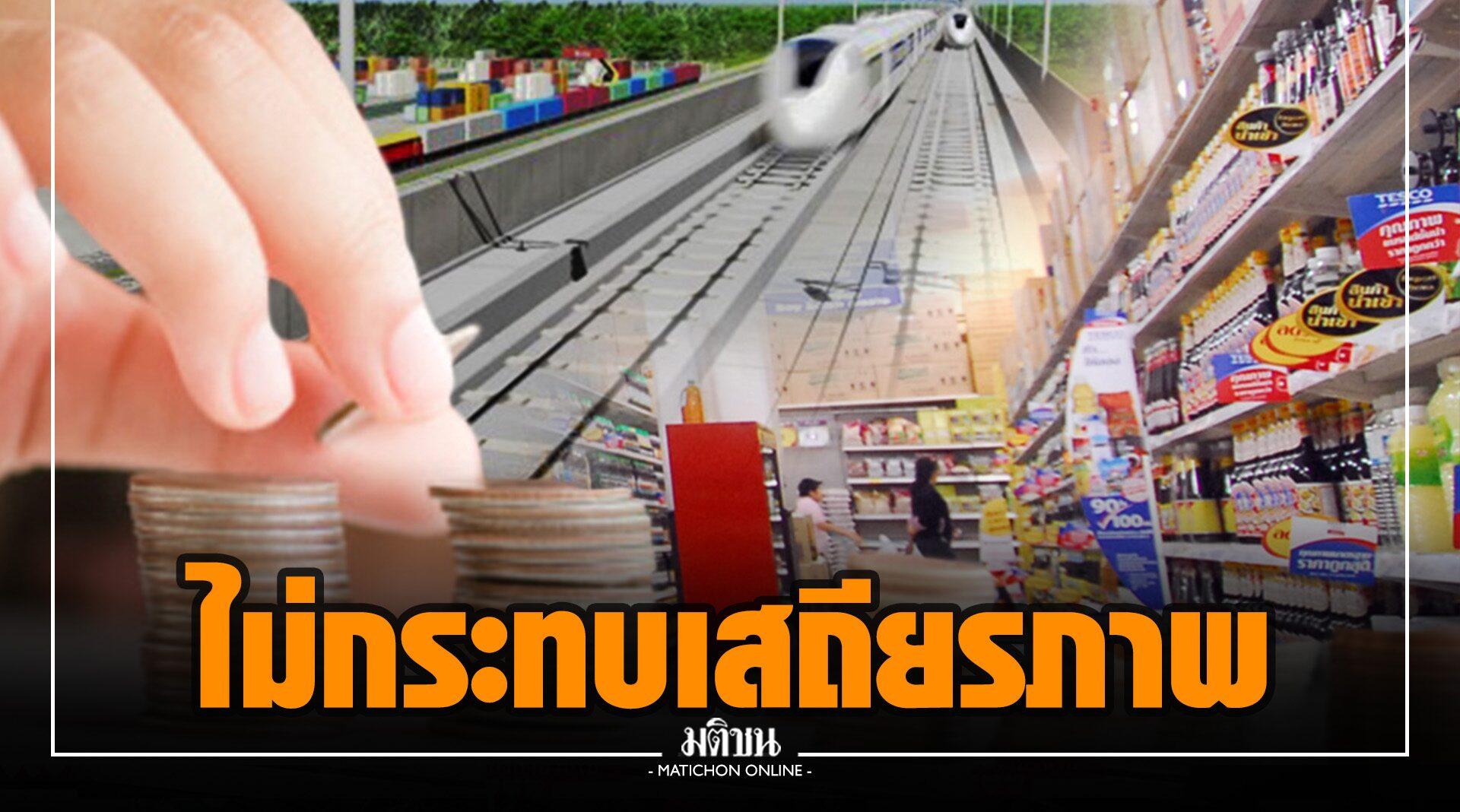 ศูนย์วิจัยกสิกรไทย เผยดันเพดานหนี้สาธารณะ 70% ไม่กระทบเสถียรภาพการคลัง แต่ระยะยาวรัฐต้องหารายได้เพิ่ม