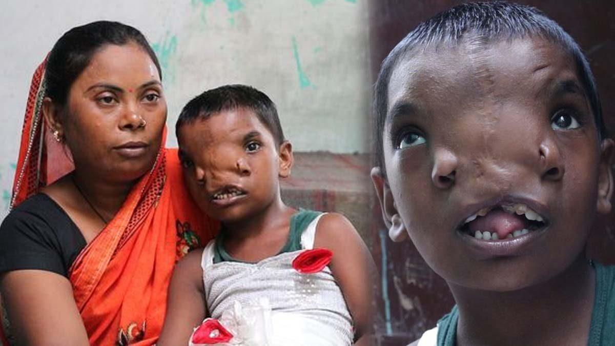 เด็กสาวอินเดียกลายเป็นคนดัง ชาวบ้านแห่บูชา เชื่อเป็นเทพกลับชาติมาเกิด