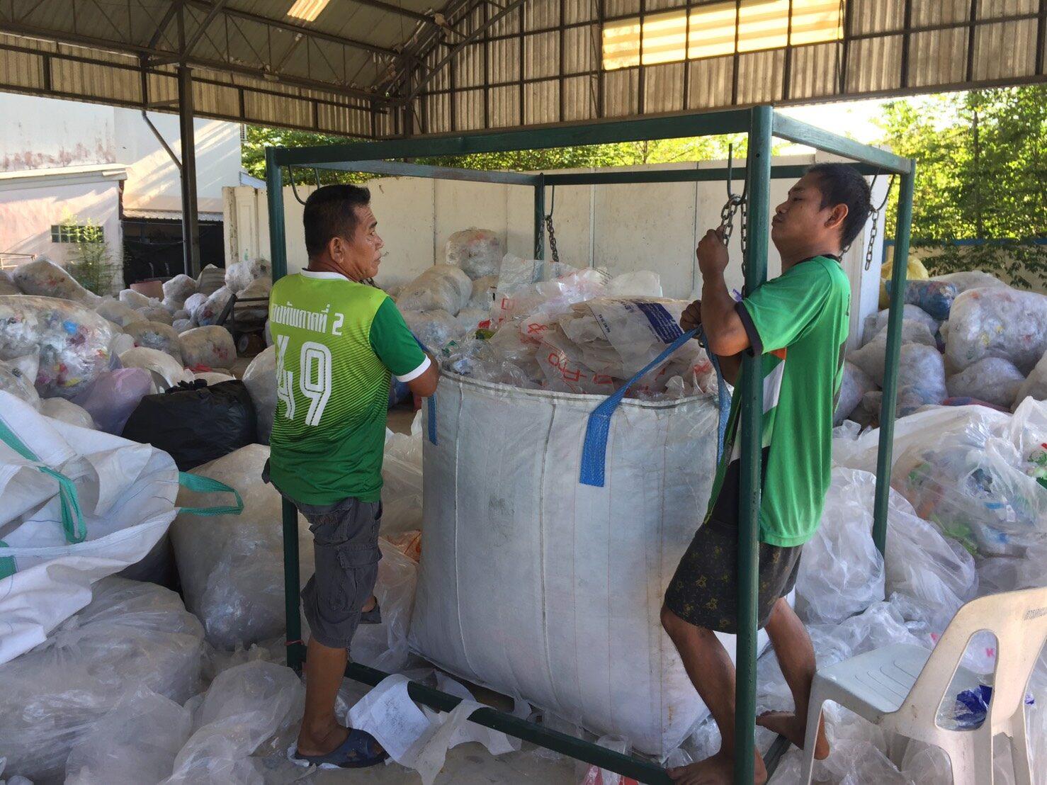 ระยองขยายโมเดลจัดการพลาสติกใช้แล้ว สู่ 68 เทศบาล