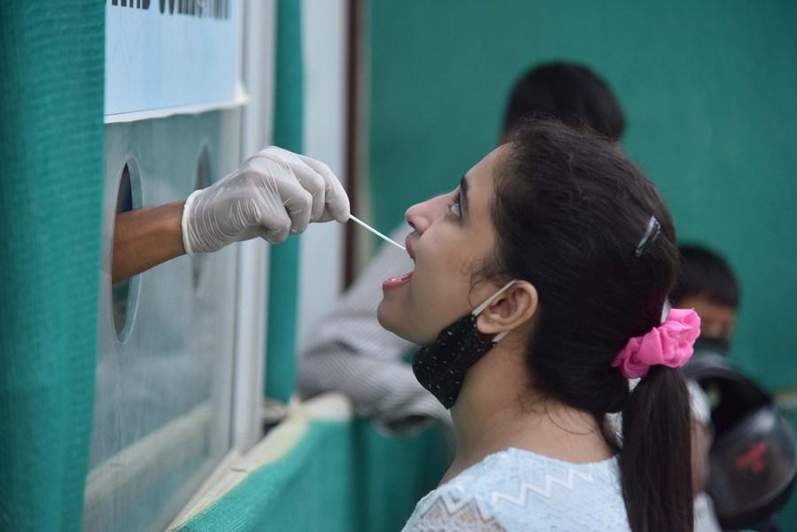 อินเดียเผยอัตราหายป่วยโควิด-19 พุ่งแตะ 97.75%