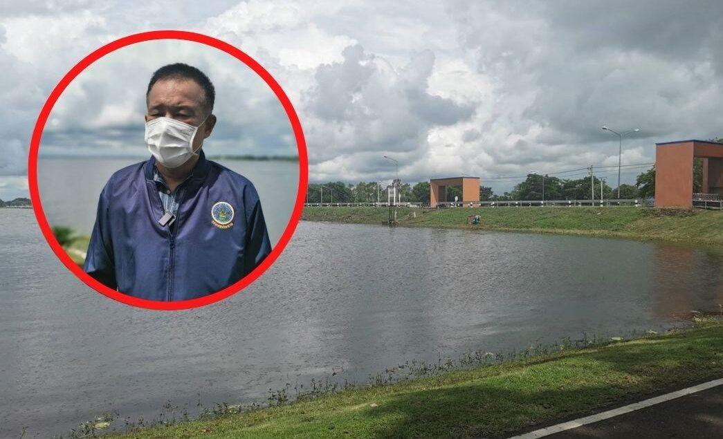 ส่งผลดี! บุรีรัมย์ ฝนตกต่อเนื่อง น้ำเขื่อน-อ่างเก็บน้ำ 16 แห่ง เพิ่มขึ้น มั่นใจพอผลิตประปาทั้งปี