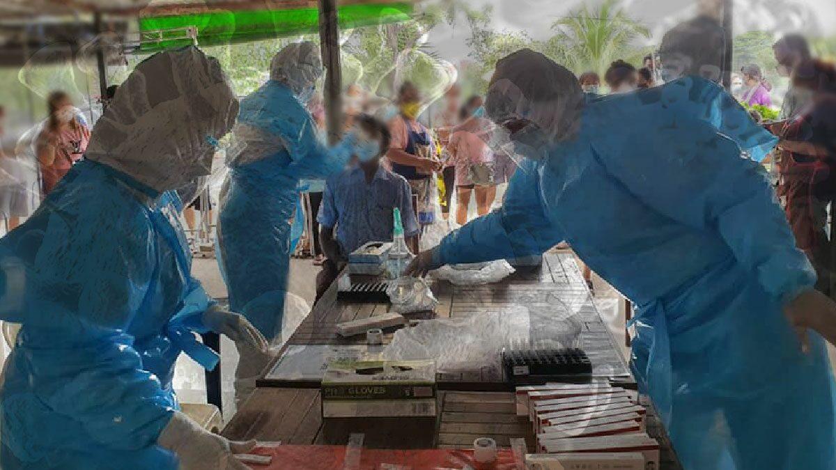 โคราช โผล่อีก 3 คลัสเตอร์ โควิดลามไม่หยุด ตลาดสดสุรนารี ป่วยพุ่ง 447 ราย