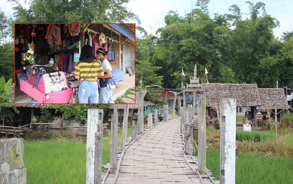 เริ่มคึกคัก! ซูตองเป้ แม่ฮ่องสอน สะพานไม้ไผ่ชื่อดัง นักท่องเที่ยวเริ่มเดินทาง รอสัญญาณรัฐบาลเปิดเต็มรูปแบบ